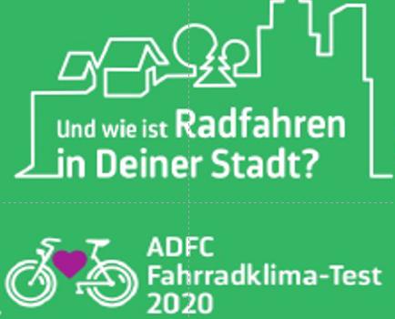 Fahrradklimatest Gröbenzell 2020 – Platz 5 in Bayern